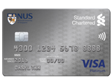 NUS Alumni Platinum Credit Card