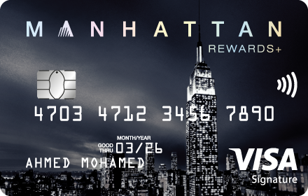 Manhattan Rewards+