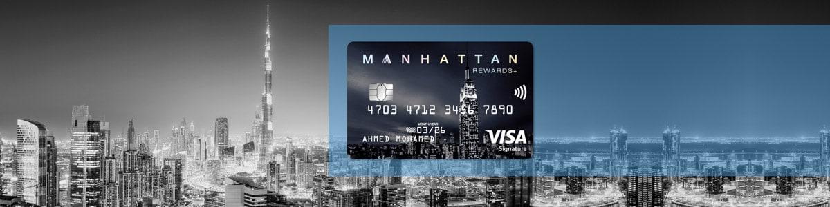 Manhattan Rewards+ Credit Card