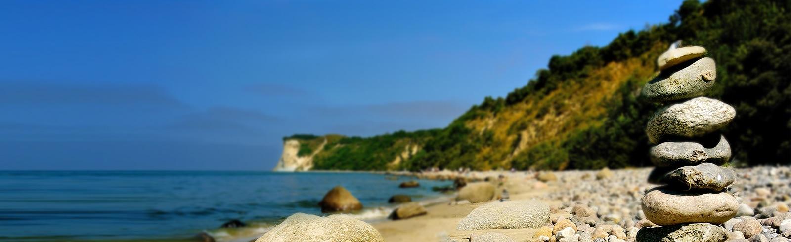Wrap products mastehad stones pebbles nature mountain sea sky