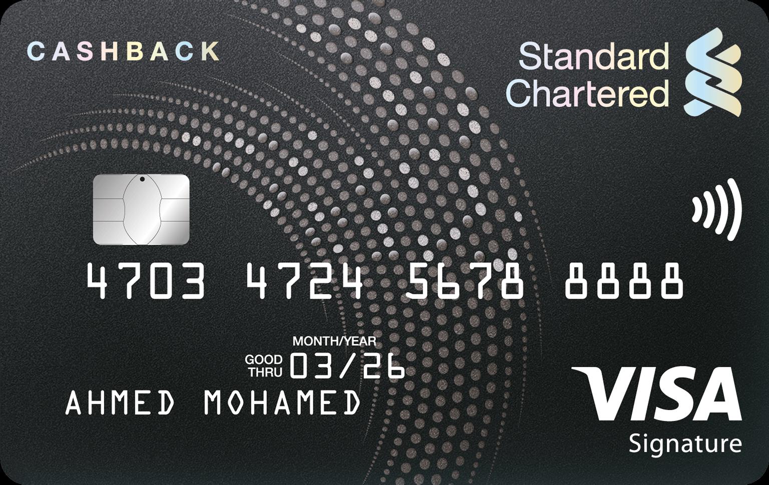 Cashback Card