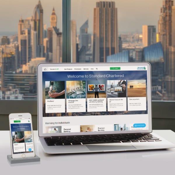 Ae digital banking view pintile