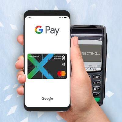 Ae google pay