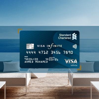 Ae infinite credit card pintile