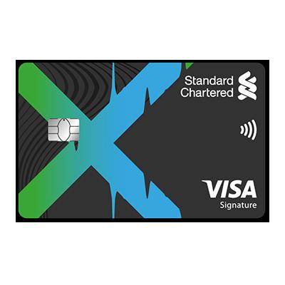Visa X