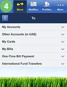 Own Account Transfers 4