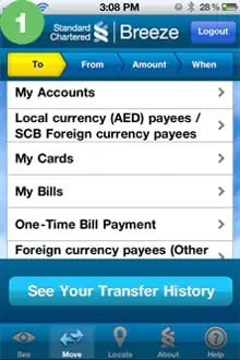 One-Time Bill Payment 1