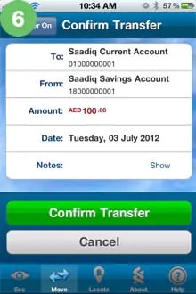 Own Account Transfers 6