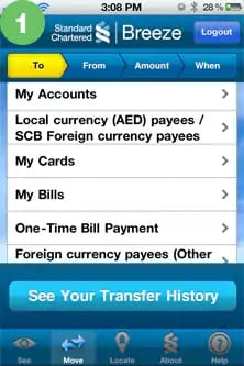 Registered Bill Payment 1