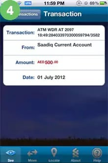My Transactions 4