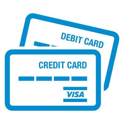 International transfer debit and credit