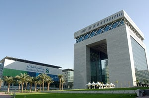 Standard Chartered's regional headquarters in the DIFC