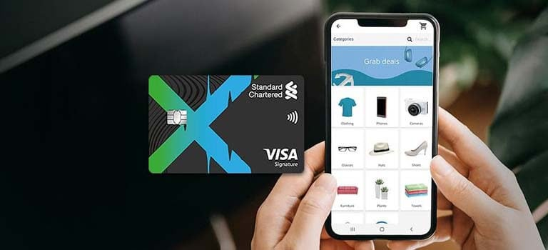 X card mobile