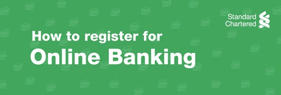 Register Online Banking with Card