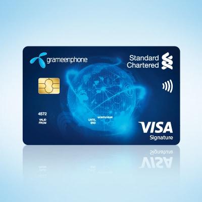 Standard Chartered – Grameenphone Credit Card