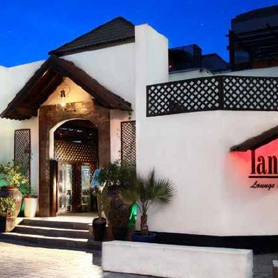 Enjoy 20% discount on dining at Lanterns Lounge & Restaurant.