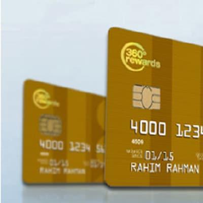 Bn gold card
