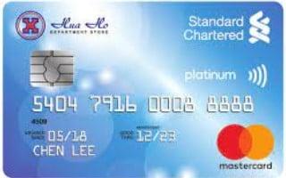 Hua Ho Mastercard Platinum