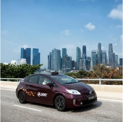 smart taxis