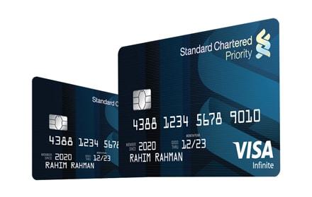 Priority Visa Infinite Card
