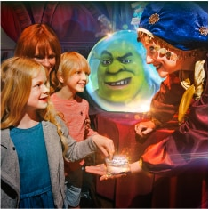 """Shrek's Adventure! London"""