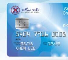 Text, Credit Card