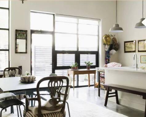 Home windows dining kitchen clandscape