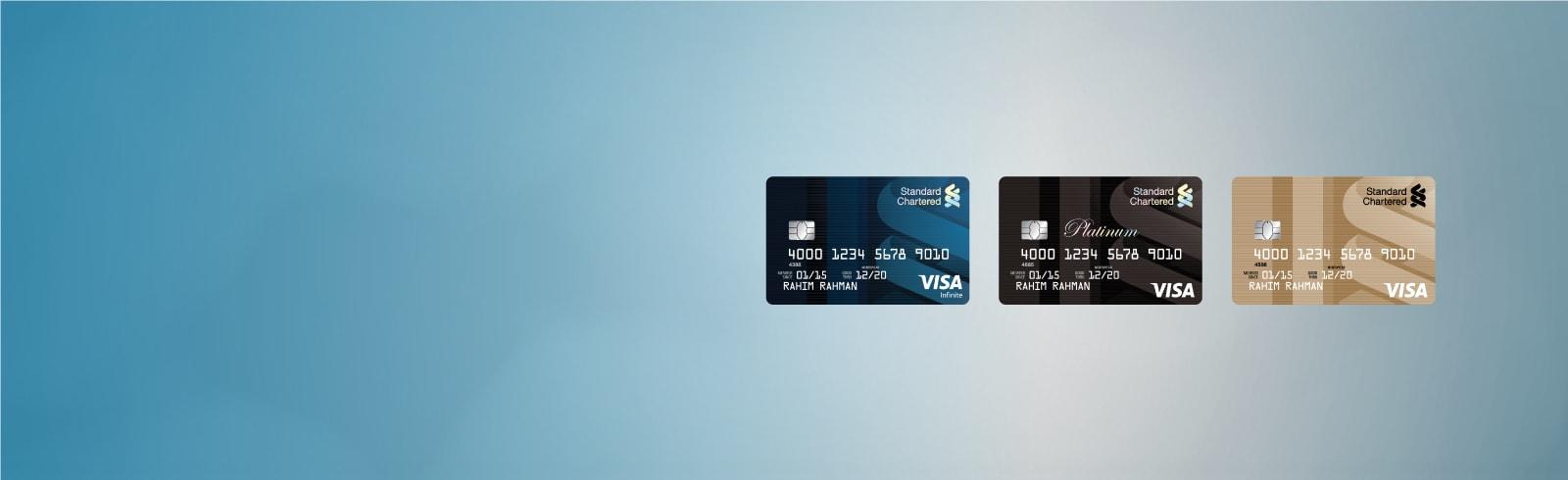 New Visa Credit Card