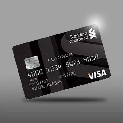 Visa Platinum Credit Card