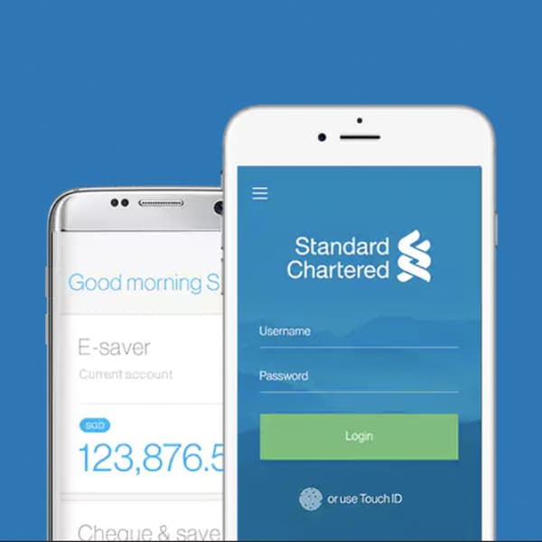 Standard Chartered Mobile