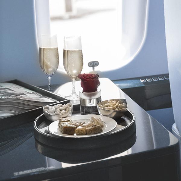 Cn airline mileage segment offer