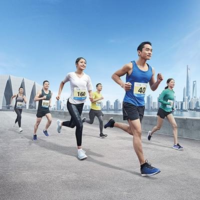 2018年渣打上海10公里跑