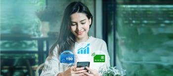 10分钟在线成功开立人民币存款账户(II类),立享50元京东券!