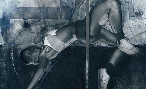 David Hiscock ©, High Jump, 2004