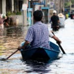 Flooding is an increasing climate risk