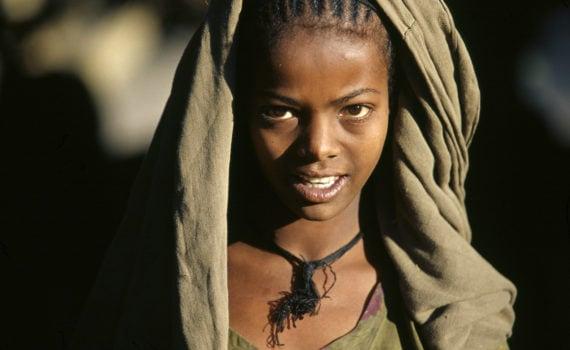 Ethiopian Child (Lalibela, North Ethopia), 2004