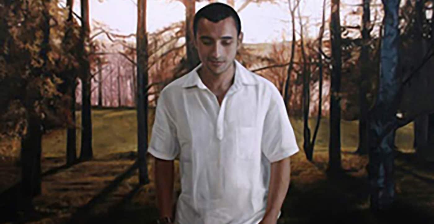 Joe Simpson ©, Into the Woods 1, 2008