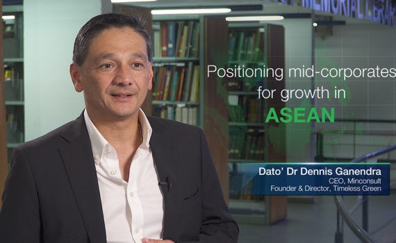Positioning mid-corporates for growth in ASEAN - Dato' Dr Dennis Ganendra