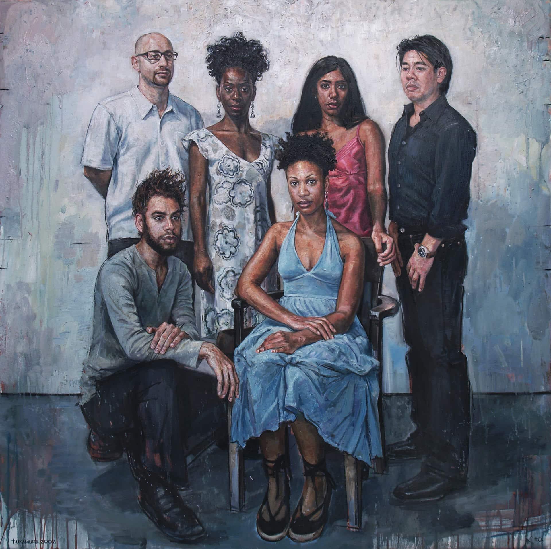 painting by Tim Okamura