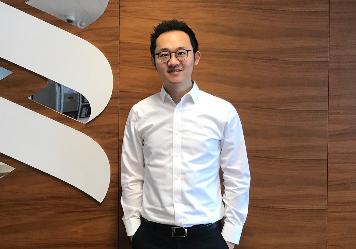 Alex Wang, Relationship Manager, Global Banking
