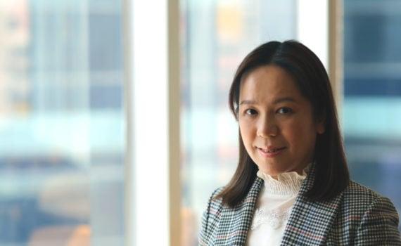 Annie Chen, Head of Digital Banking & Personal Segment, Hong Kong