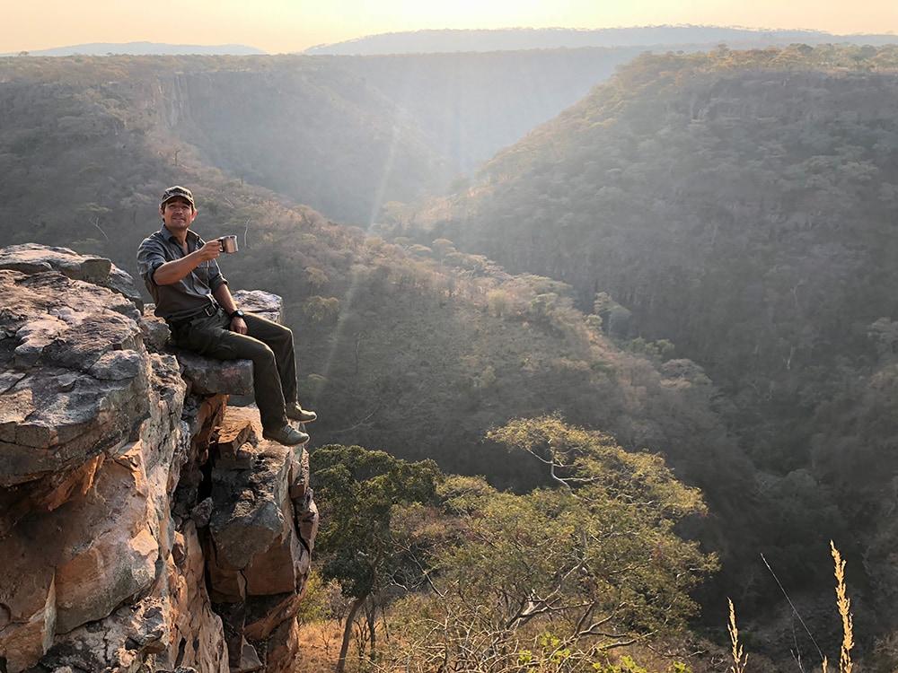 Brand Wildlife Niall McCann - Chizarira View