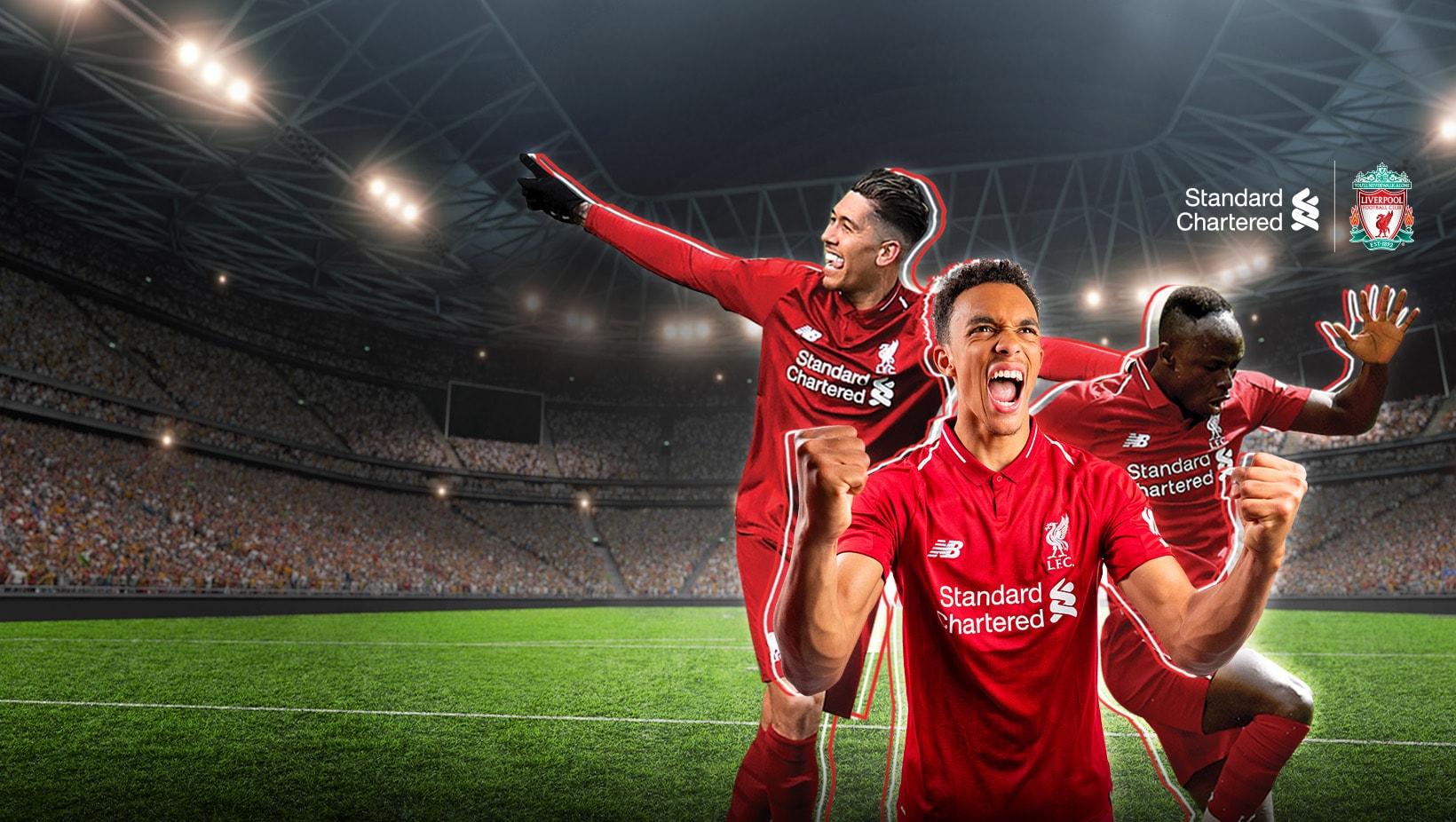 Liverpool Football Club 2019 final