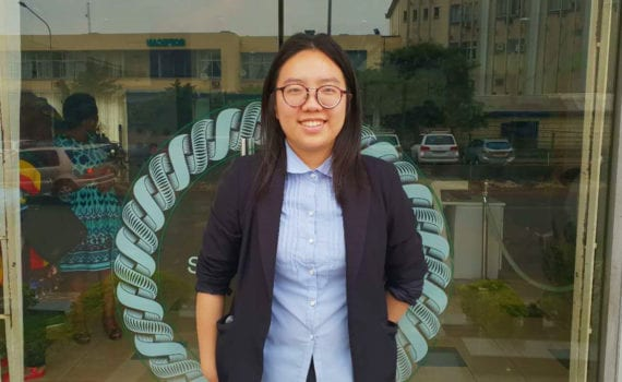 Cao Yiwen, Client Manager, Global Banking