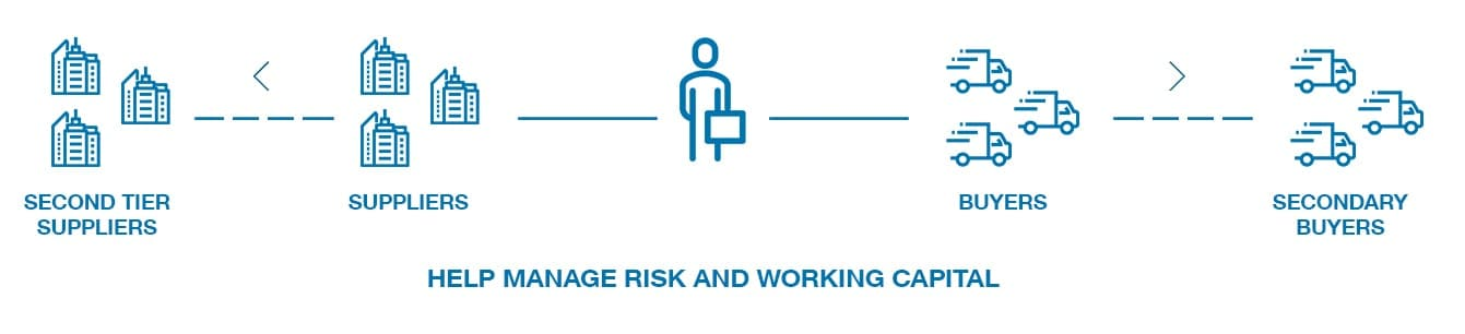 Help manage risk and working capital