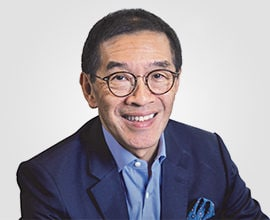 Carlson Tong - Independent non-executive director at Standard Chartered