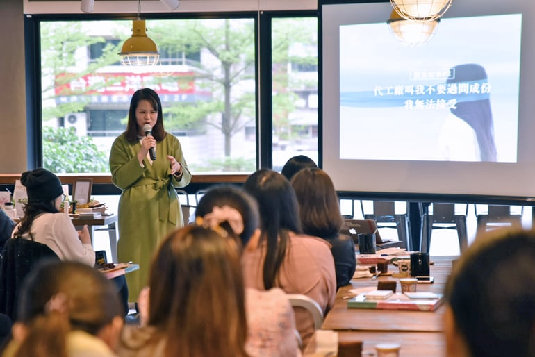 How Taiwan empowers female entrepreneurs: Cecily Pan, founder of Inna Organic
