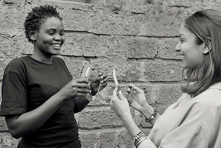 Chetna Bhatt of Ashepa Lifestyle supports female artisans in Kenya