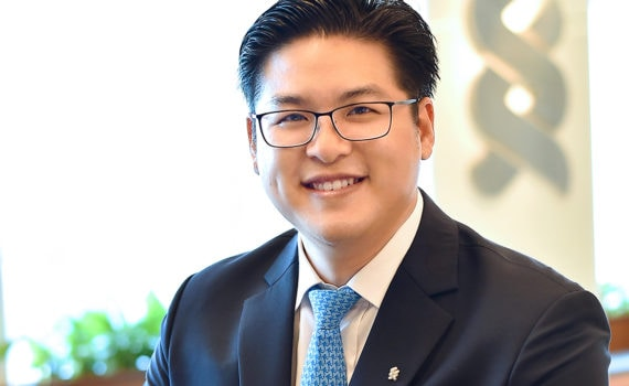 Gavin Chia, Head of Singapore and Malaysia Markets, Private Banking, Singapore