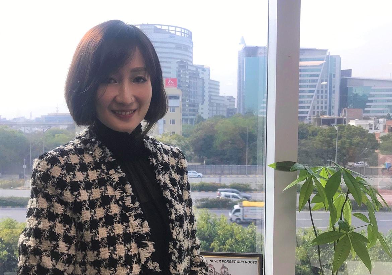 Jamie Pejiu Lin, Executive Director, Regional Head, China Desk, Global Banking India